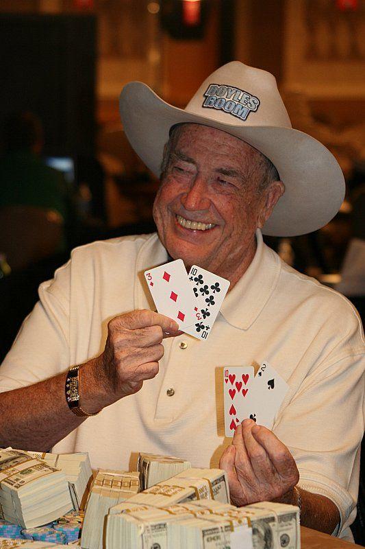 Doyle Brunson | Doyle Brunson - Texas Dolly - Poker Player - PokerListings.com #poker #facebook http://www.cartelpoker.com/freechips/