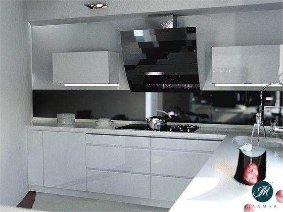 Projekty wnętrz   Kuchnia   Linea L9
