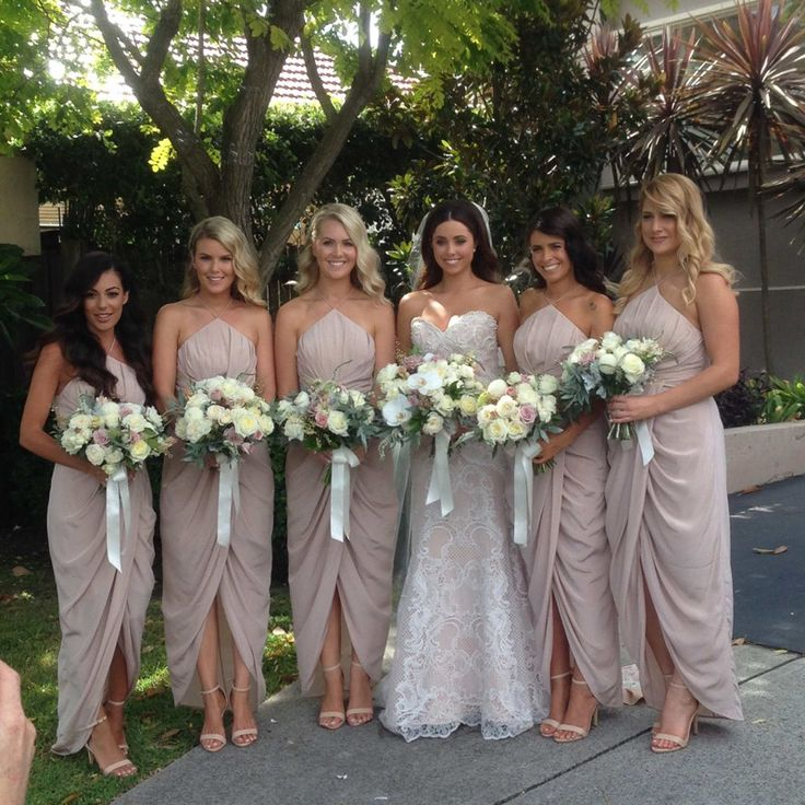 Bridesmaids, zimmerman, hair style, blush, wedding flowers, bouquet, watters