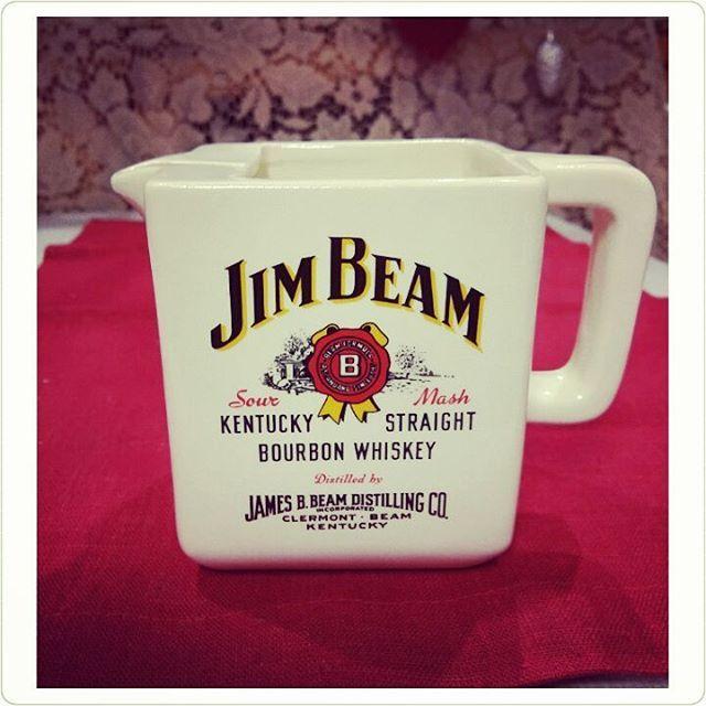 #jimbeam #bourbon liten #whiskey #mugge #böckling #bruktfunn #brukt #gjennbruk #bruktbutikk #bruktskatter #secondhand #bruktpånytt #bruktikkenpåhavna #narvik #agenda