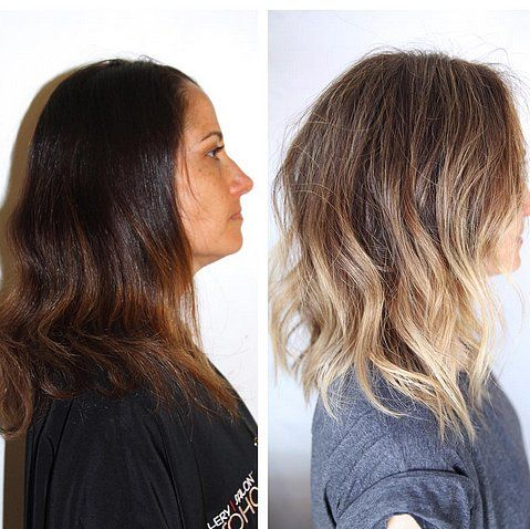 526 Best Hair Images On Pinterest Haircuts For Women Fashion