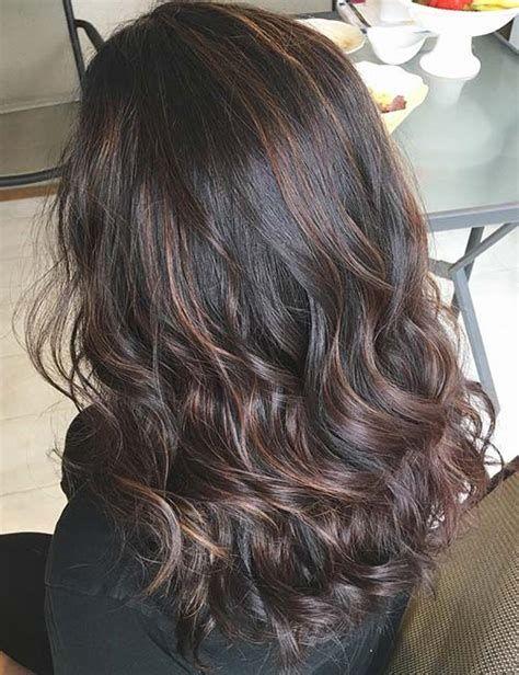 Brown Hair With Auburn Highlights Hair Ideas Hair Hair Styles