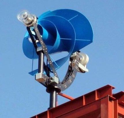 Ultra Efficient Archimedes Wind Turbine