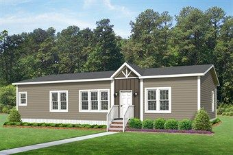 Clayton Homes of Porter manufactured or modular house details for EZ-482 KINGSTON home.