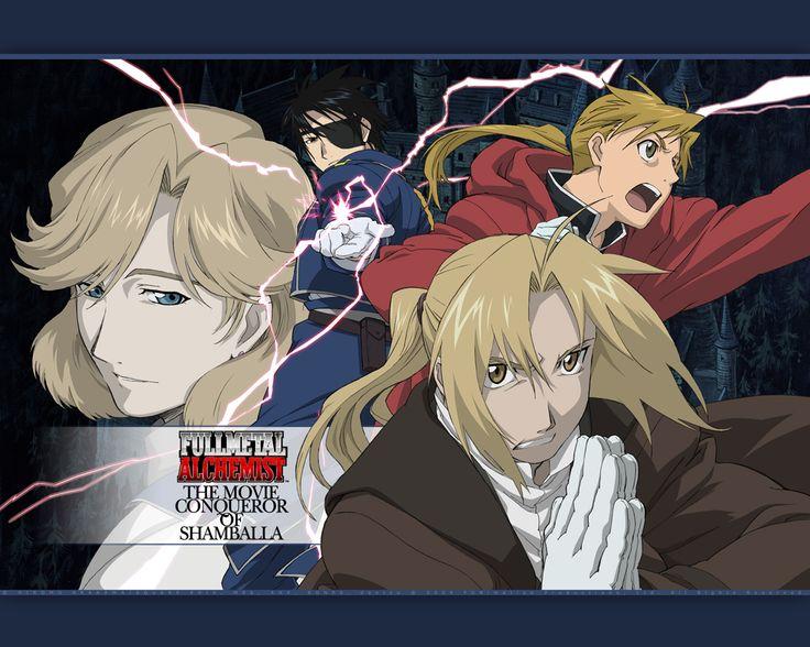 Fullmetal Alchemist The Movie Conqueror Of Shamballa Mp4