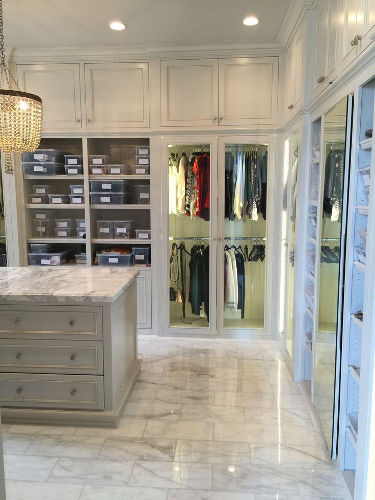 Now Thatu0027s An Organized Closet! #CustomCloset #OC #Realtor