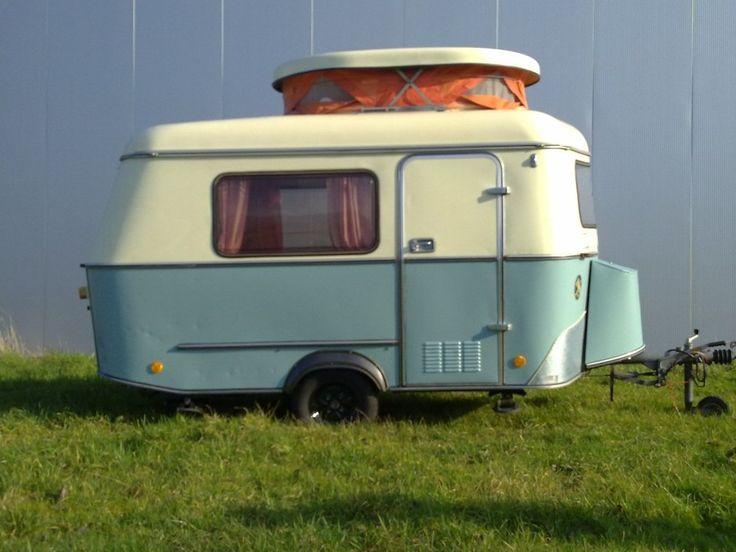 78 best eriba images on pinterest camper trailers. Black Bedroom Furniture Sets. Home Design Ideas
