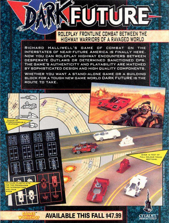 Dark Future Auto Combat game Games, Game