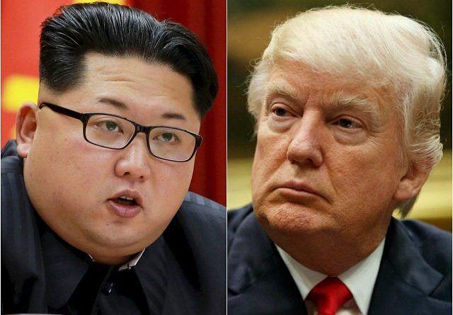 Trump, Rex Tillerson, Bob Corker and Kim Jong Un on North Korea