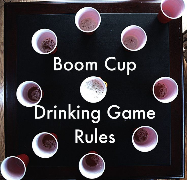 This articles goes over how to play Boom Cup (or Slap Cup), one of the best drinking games around! #beerparty