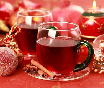 Domácí vánoční punč: Zahřeje na těle i na duši