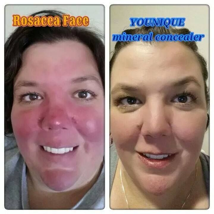 52 best Younique - Touch Cream/Powder Foundations - Before & After ...