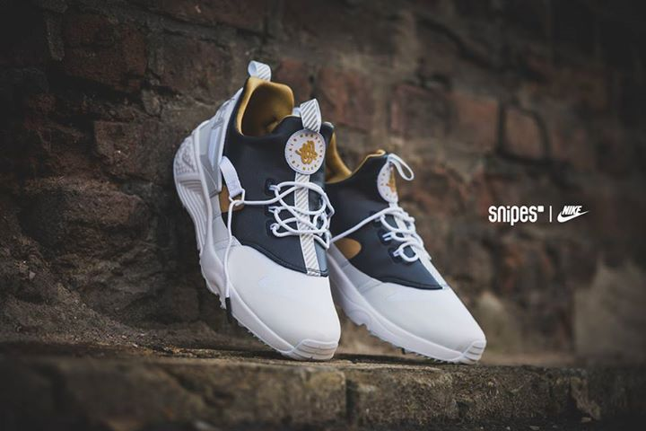 Nike Air Huarache Utility Via Snipes Shop #Nike #Inside #Sneakers