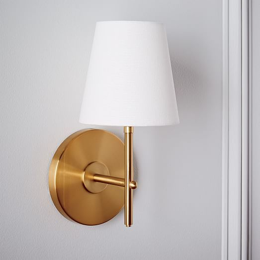 Arc Mid-Century Sconce – Single