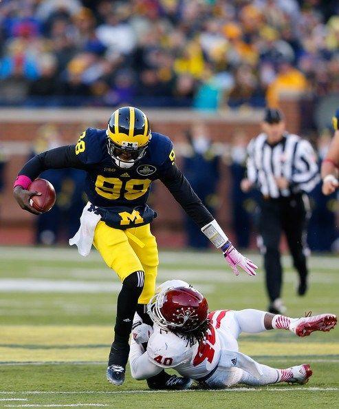 NCAA Football Betting: Free Picks, TV Schedule, Vegas Odds, Michigan Wolverines vs. Indiana Hoosiers, Nov 14th 2015