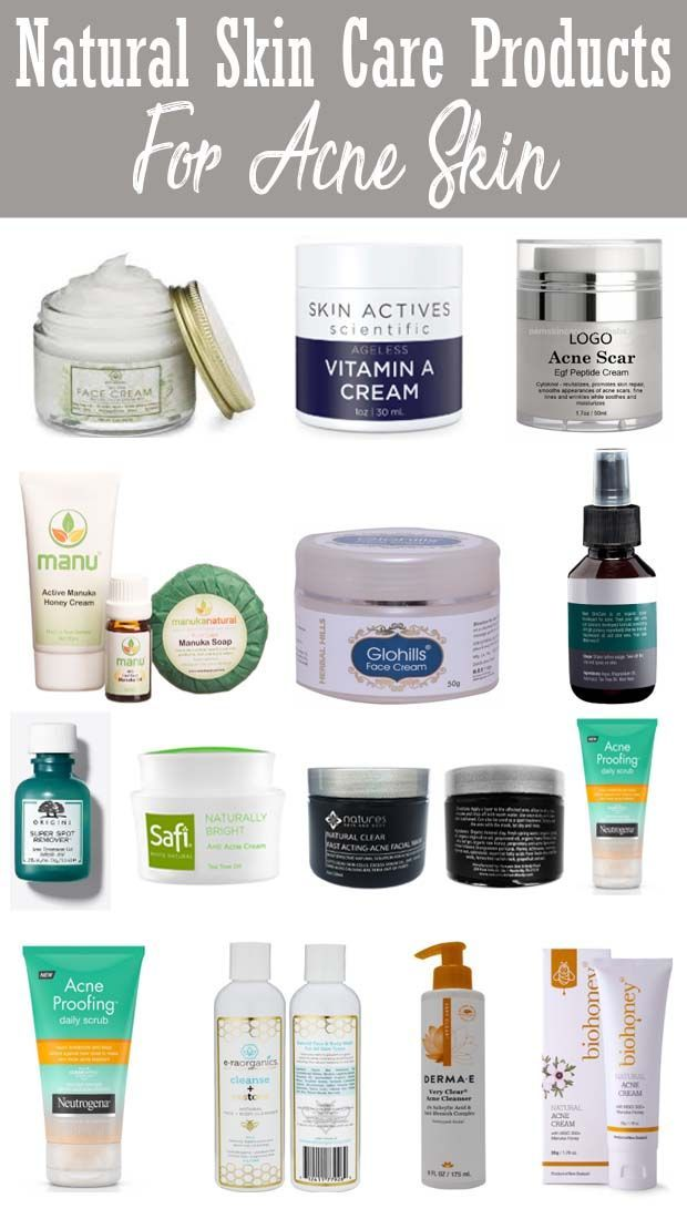 Best Natural Face Products For Acne Prone Skin In 2020 Natural Face Wash Best Natural Face Wash Acne Prone Skin