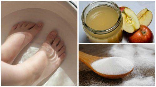 Come si libererà da un fungo di unghie su una gamba