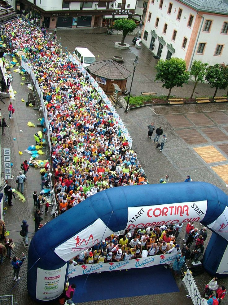 Cortina - Dobbiaco Run