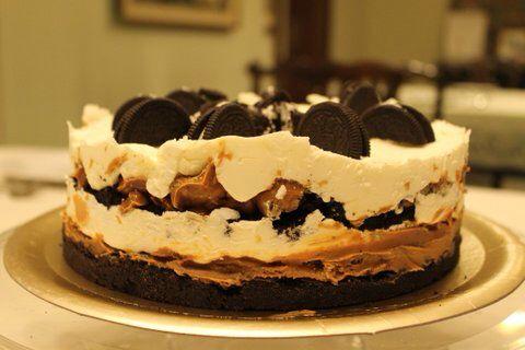 Doble oreo cake