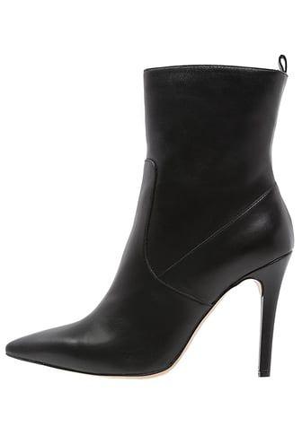 Chaussures San Marina ATLETA - Bottines à talons hauts - noir noir: 129,95 € chez Zalando (au 08/11/17). Livraison et retours gratuits et service client gratuit au 0800 915 207.