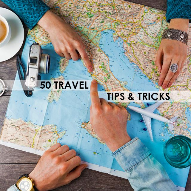 50 #travel #tips & tricks to come in handy on your journeys MORE INFO ON OUR WEBSITE. LINK IN BIO. Tx @Skyscanner #IloveSA #StaySouthCoast