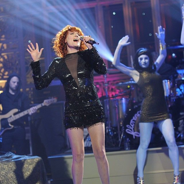 Florence And The Machine On 'SNL'