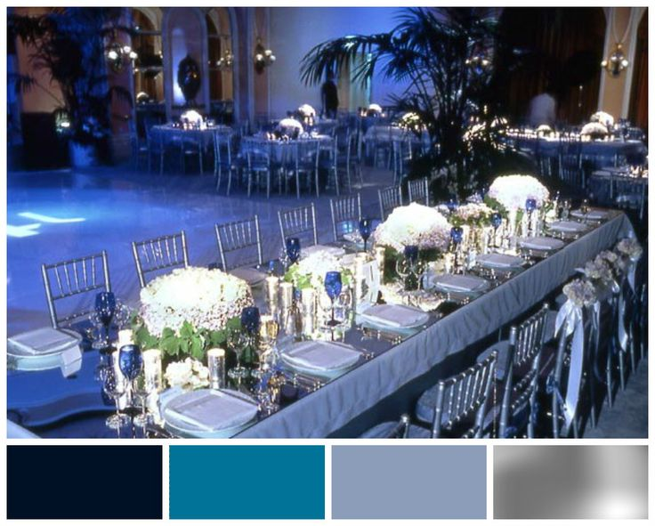 62 best Blue Wedding Ideas images on Pinterest | Wedding ideas ...