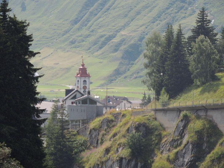 Andermatt - Switzerland