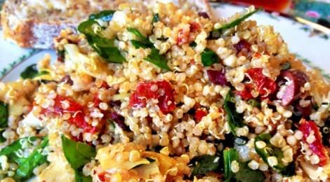 Summer Quinoa Salad | Healthy Inspirations | Pinterest