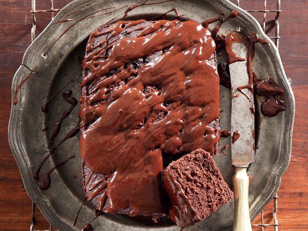 Uit die Huisgenoot toetskombuis: Mikrogolf-sjokoladekoek