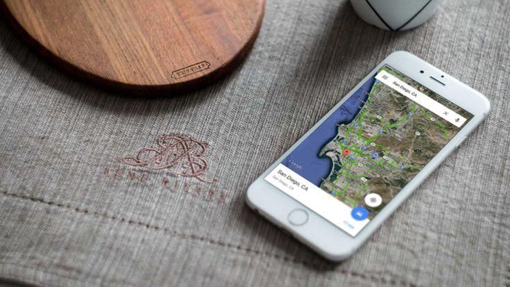 Webtekno ///  Google Haritalar'ın Tatilinizi Güzelleştirecek Belki de En İyiÖzelliği: Turuncu Noktalar!