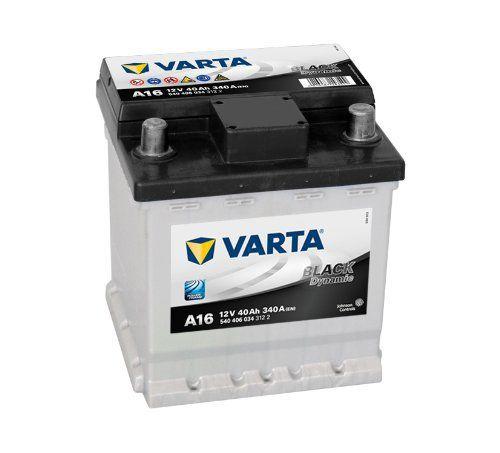 Varta 5404060343122Batterie de démarrage dans emballage de transport et bec Bouchon de protection spécial (Prix + 7,50EUR consigne):…