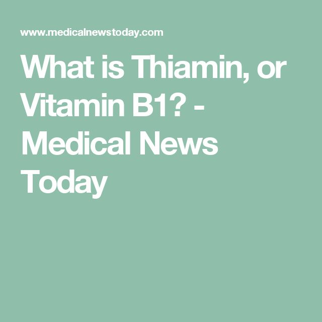 What is Thiamin, or Vitamin B1? - Medical News Today.Gluten intolerant can be low on thiamine.Check your multivitamin,not all have it
