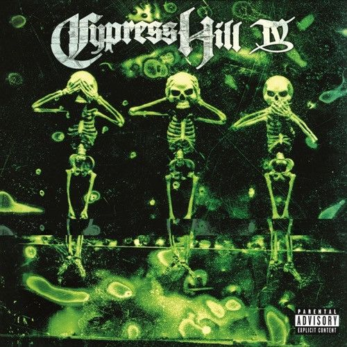 Cypress Hill - IV on Limited Edition 180g 2LP