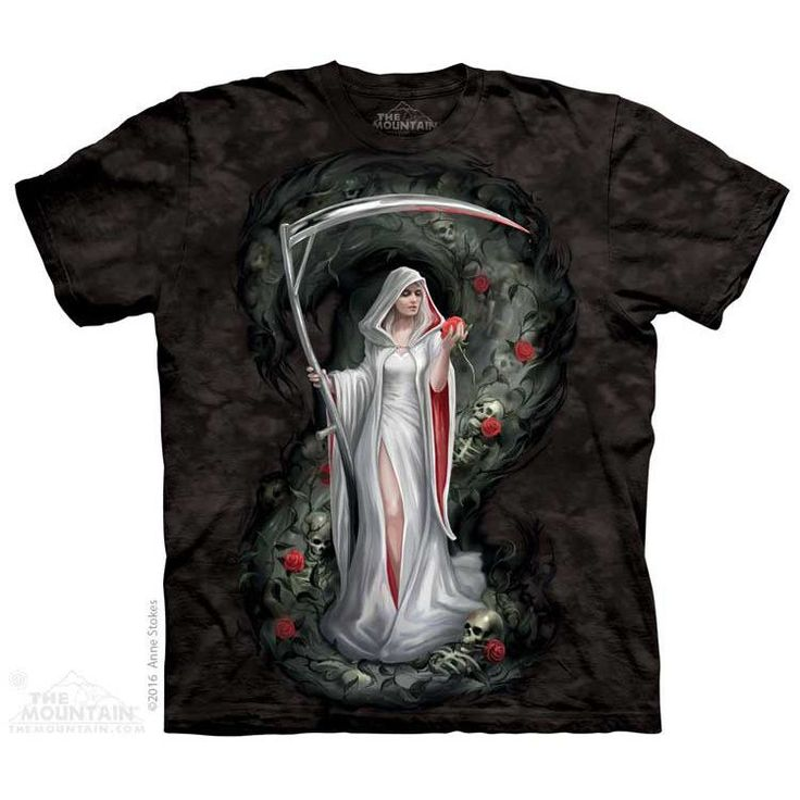 Life Blood T-shirt by Anne Stokes #themountain #tams