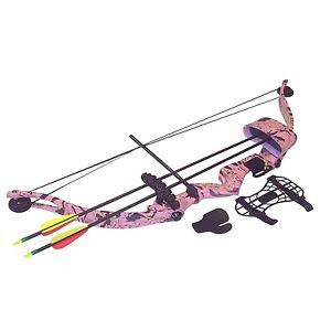 Compound Bow Set Youth Bear Hunting Outdoor Crossbow Arrow Target Archery Kit | eBay