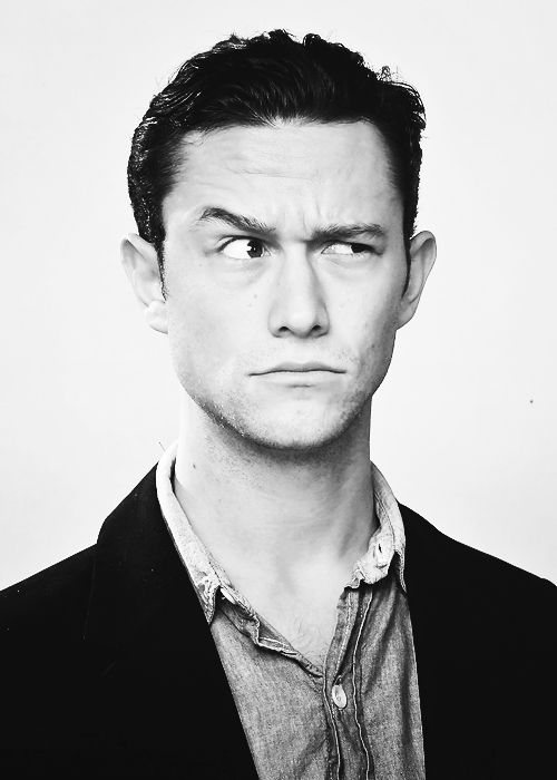 Joseph Gordon-Levitt, I literally don't think I could be more in love...