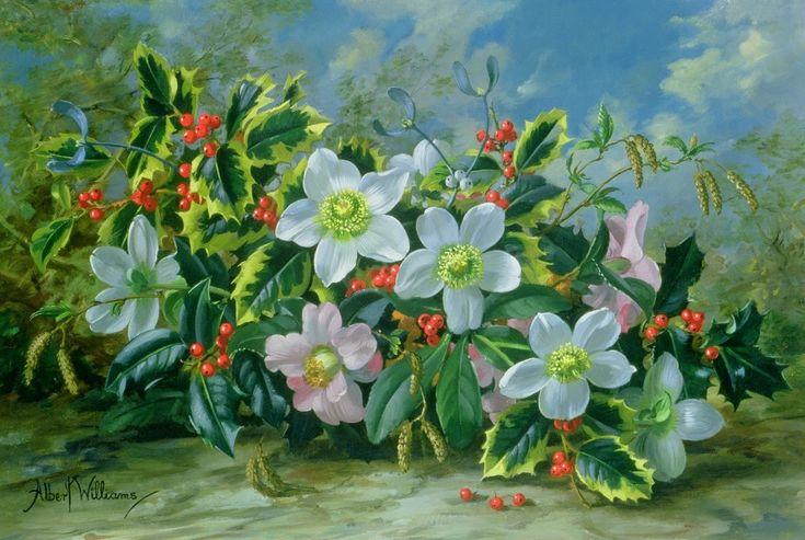 Альберт Вильямс,английский художник, мастер натюрморта.