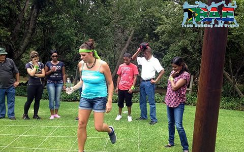 TBAE Hitting The Target Team Building Event