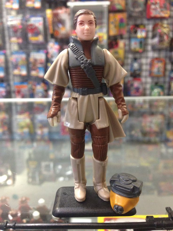Kenner Star Wars Princess Leia Boushh Disguise