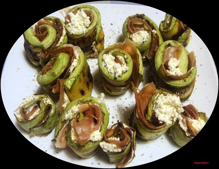 SaporInfoto: Zucchine Speck e Crescenza