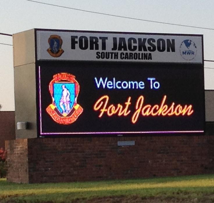 Ft Jackson