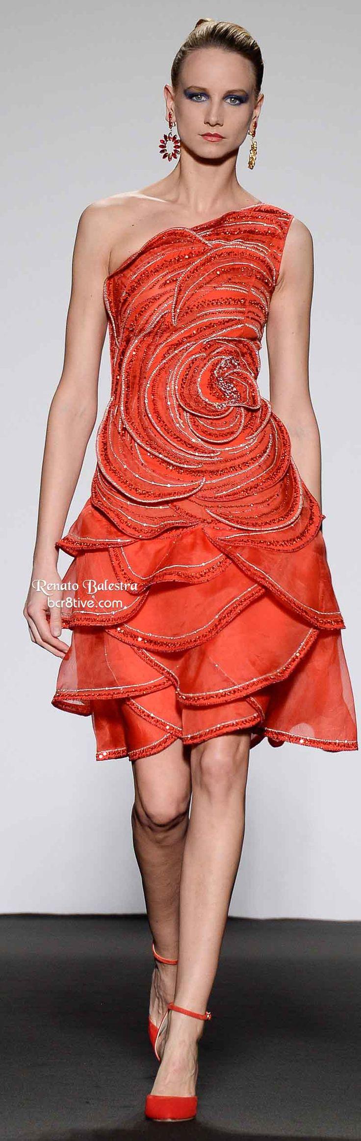 Renato Balestra Spring 2014 Haute Couture