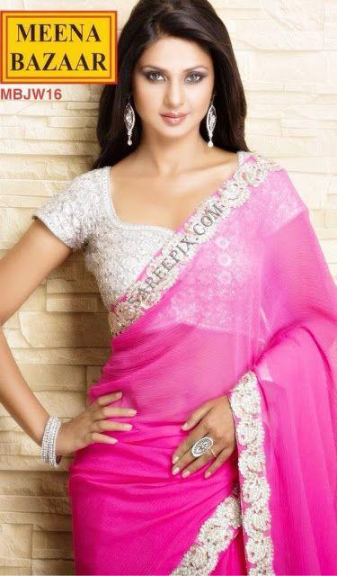 Jennifer Winget for Meena Bazaar http://www.meenabazaar.org/