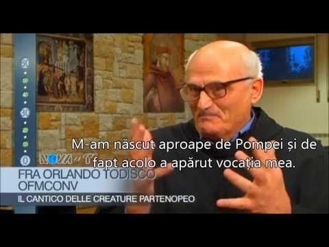 Orlando Todisco despre Cantul creaturilor