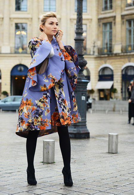 completely & utterly spectacular. Nasiba in Paris. #NasibaAdilova