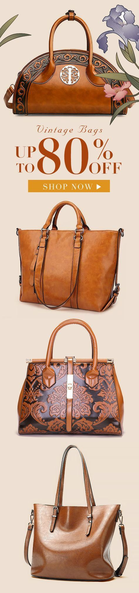 I love those fashionable and beautiful bags from banggood.com. Find the most sui…