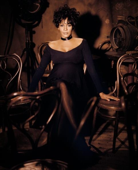 Whitney Houston ... every woman and queen of it all