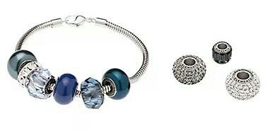 Swarovski #BeCharmed Magic and Mystery Starter Set. Available at www.KaydeDesigns.com