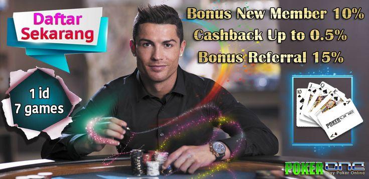 poker-1one - Agen Judi Online adalah Situs Agen Judi Online Terbaik yang menyediakan semua permainan judi online judi poker online dengan minimal deposit termurah 10ribu dan di dukung pembayaran melalui bank BCA, BRI, MANDIRI, DANAMON, dan BNi